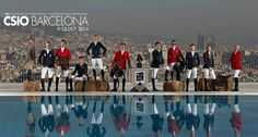www.equista.pl | Furusiyya Nations Cup 2014 Barcelona | CSIO Barcelona | FEI |  #showjumping #equestrian #competitions #horses #winners #equestrian #CSIO