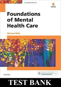 You will download digital wordpdf files for complete solution foundations of mental health care 6th edition test bank fandeluxe Images