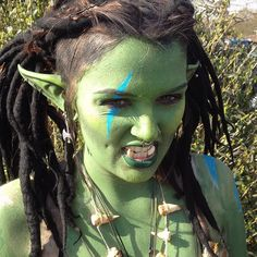 Daughters! When they are young you pay lots of money to the orthodontist and when they are 23 they want an underbite and orcteeth!my daughter today as Orc for FACTS ( fantasy-anime-comics-toys-sciencefiction event in Ghent). Proud of my green daughter with her completely selfmade cosplay!@slightlybizarrez#green#daughter#cosplay #cosplayer#costume #handmade #handmadeinbelgium #orc #teeth #worldofwarcraft#comicon #factsghent#ghent#belgium