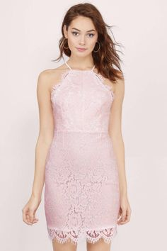 Lorrie Lace Bodycon Dress at Tobi.com #shoptobi
