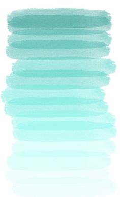 15 different shades of light blue