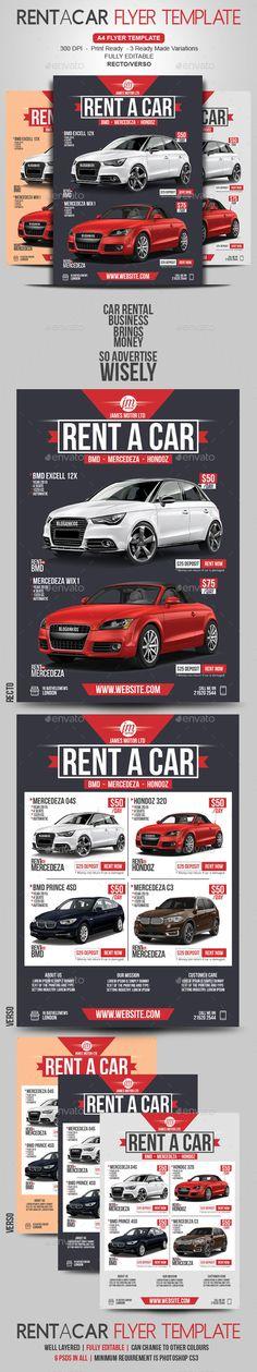Car Dealer Flyer / Magazine Ad Pinterest Magazine ads, Ads and