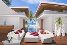 Iniala Beach House - Thailand Although situated... | Luxury Accommodations