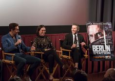 SAG-AFTRA Foundation Conversations With 'Berlin Station'