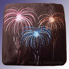 Hungry Happenings: Add some fireworks to your brownies this 4th of July.