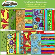 Viva Mexico Backgrounds Download
