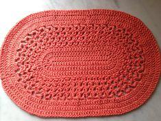 Items similar to Set of 4 Anthropologie Inspired Crochet Placemats on Etsy Crochet Home Decor, Crochet Crafts, Crochet Yarn, Crochet Projects, Crochet Placemat Patterns, Crochet Potholders, Crochet Doilies, Crochet Table Runner, Crochet Kitchen