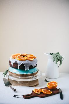 chocolate ipa cake for wolftree magazine | my name is yeh