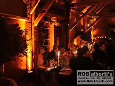 Winvian Morris CT Wedding Reception Lighting -  www.robalberti.com0 IMG_1320