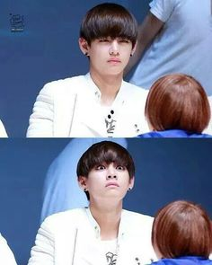 V: wow she is beautiful Me: thank you oppa V:your welcome Me: you , me bedroom now V:????