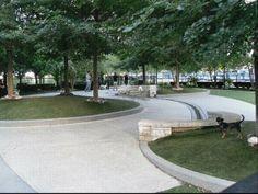 Many Chicago Dog Parks Don't Have Turf #ChicagoDogParks
