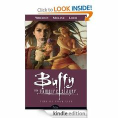 Buffy Season 8, from volume 4 onward.