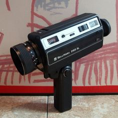 VINTAGE SUPER 8 CAMERA 1979 Bell and Howell