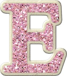 """Photo from album """"Glamour Starlet"""" on Yandex. Scrapbook Letters, Banner Letters, Baby Scrapbook, Scrapbook Paper, Monogram Alphabet, Alphabet And Numbers, Happy Birthday Floral, Baby Quilts Easy, Princess Birthday Party Decorations"""