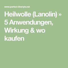 Heilwolle (Lanolin) » 5 Anwendungen, Wirkung & wo kaufen