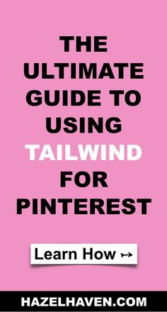 I started using Tailwind a few months ago and wow I am loving it. In three short months, I have grown my website traffic, email list, and Pinterest following.  Tailwind is a Pinterest Scheduling tool you can also use it for Instagram but I haven't used that feature yet.   So before I tell you why you'll love Tailwind, get some helpful links and a video training, I want to share with you what life was like for me before Tailwind. #tailwind #pinterest #blogger @tailwindapp