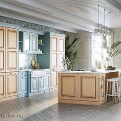 Cabinet, Luxury, Storage, Wood, Kitchen, House, Furniture, Home Decor, Contrast