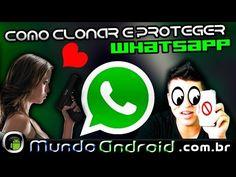 Como clonar/espionar Whatsapp em 17 segundos SEM PC, Video Alerta! Proteja-se ;) 2016 - YouTube