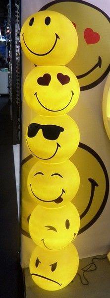 Smiley Totem
