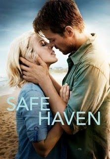 Another Nicolas Sparks book: Safe Haven -- haven't read the book yet but the movie was great. :)
