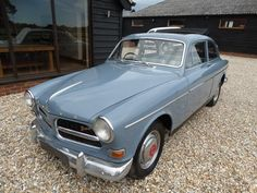 Volvo 121 B18 COUPE with a wabastow roof Saloon - Image 1