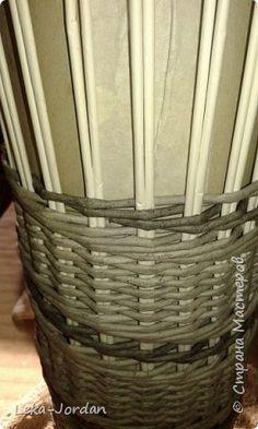 Поделка изделие Плетение Наплелось немного Трубочки бумажные фото 26
