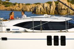 Oyster 625 deck #theyachtownernet #sailing #luxury