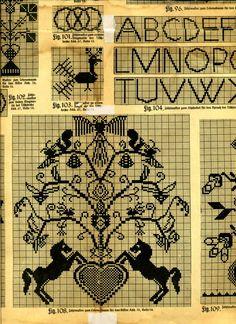 (101) Gallery.ru / Фото #40 - *** - Embroidery-Handmade German, Cross Stitch, Embroidery, Gallery, Deutsch, Punto De Cruz, Needlepoint, German Language, Roof Rack