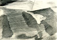 Gerhard Richter,  21.5.1986 (3), 1986, Graphite on paper, 21 cm x 29.7 cm