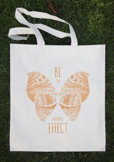 Be the Effect Canvas Tote Bag – BE THE EFFECT. Part of the proceeds form each sale will be donated to #charity #totebag