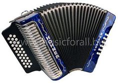 NEW Hohner Corona III Accordion CORIIIGBL with Gig Bag, Straps, Instructional Book and Corona Back Pad - Key GCF, Blue - Free Ship to USA - Cheap Worldwide Shipping!   http://stores.ebay.com/music-for-all-03   http://www.musicforall.biz/