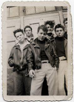 Brooklyn, 1953 (via High Steel Heels)