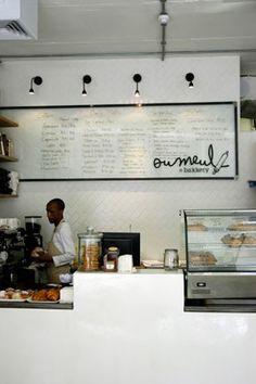 Modern Cafe, Modern Restaurant, Cafe Restaurant, Restaurant Design, Menu Design, Cafe Design, Store Design, Cafe Shop, Cafe Bar