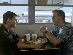 Goose and Maverick Top Gun Movie, Movie Tv, 90s Movies, Good Movies, Tom Skerritt, Kelly Mcgillis, Tony Scott, Tim Robbins, Anthony Edwards
