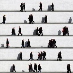 EKA SHARASHIDZE - WALL PEOPLE2