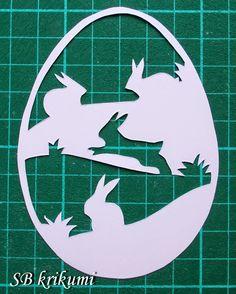 SB krikumi: Paper cut zaķi