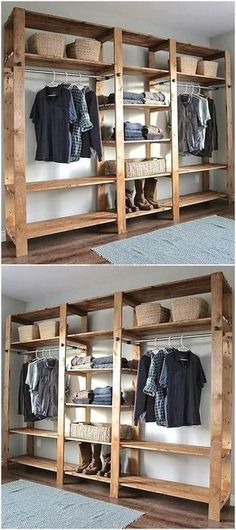 Where To Find Wood Pallets Oversized Pallets Diy Pallet Chair 20181226 Where To Find Wood Palle Diy Pallet Projects, Home Projects, Pallet Ideas, Design Projects, Pallet Diy Easy, Wooden Closet, Pallet Closet, Pallet Wardrobe, Makeshift Closet