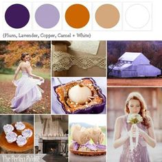 The Perfect Palette: Browse Our Palettes- such a great site for color inspiration- and not just for weddings.