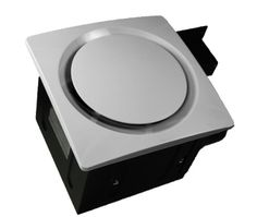 Aero Pure AP 70 G6 W 70-CFM Very Quiet Bathroom Ventilation Fan Energy Star Qualified, White