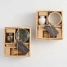 Matcha Bowl and Whisk Tea Gift Sets Set of 2 Matcha Tea Set, Best Matcha Tea, Matcha Bowl, Matcha Green Tea, Tea Gift Sets, Tea Gifts, Tea Packaging, Packaging Design, Japanese Packaging
