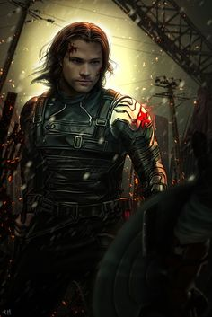 Jared as the Winter Soldier by petite-madame (tumblr) https://www.tumblr.com/dashboard
