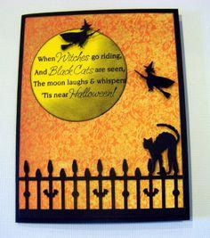 Halloween cards 2014