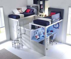 Tiramolla Loft Bedrooms