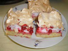 Zsuzsa ízutazásai.: Ribizlis habos lepény Cheesecake, Pie, Food, Torte, Cake, Cheesecakes, Fruit Cakes, Essen, Pies