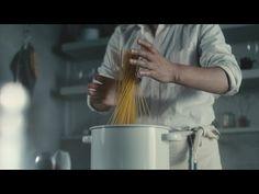 パスタ ゆで方 - キリン オフホワイト「くらしの劇場」(4K映像) - YouTube