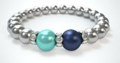 Check out my Mothers Bracelet! What does yours look like? Design a bracelet in just 3 easy steps!   This one is for my grandkids.