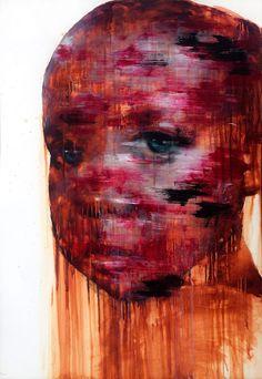 New Paintings by Shin Kwang Ho