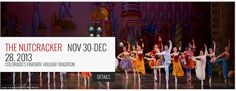 The Nutcracker in Denver (coupon code) 20% off over at Taradara Made It