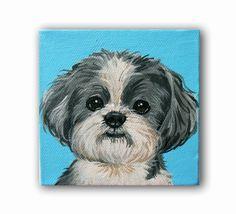 Retrato de mascotas personalizadas / Custom perro retrato