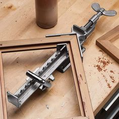 Face Frame and Right Angle Clamps